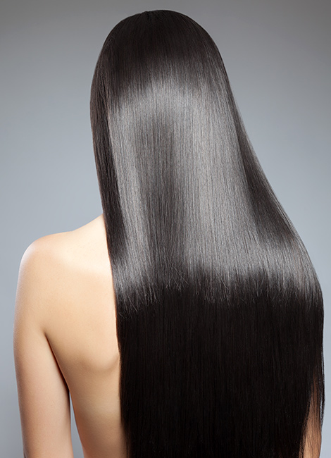 Hair Straightening & Digital Perms by Lynn Barber & Irvine Barber